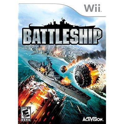 Battleship - Nintendo Wii (Wii Game Battleship)