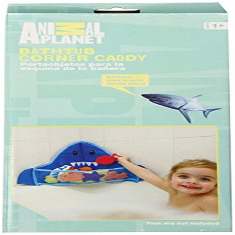 Animal Planet Corner Bath Toy Caddy, Shark by Animal Planet