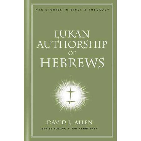 Image of Lukan Authorship of Hebrews