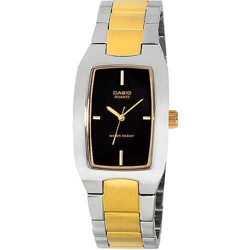 Casio Men's Analog Watch, Two-Tone