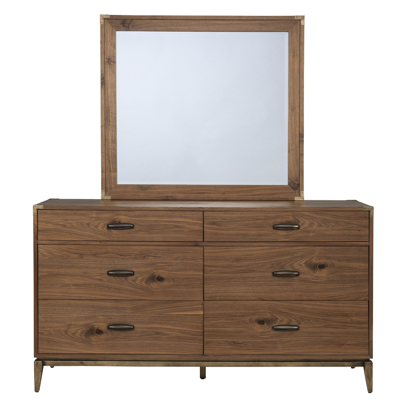 Click here to buy Modus Adler 6-Drawer Dresser with Optional Mirror by Modus Furniture.