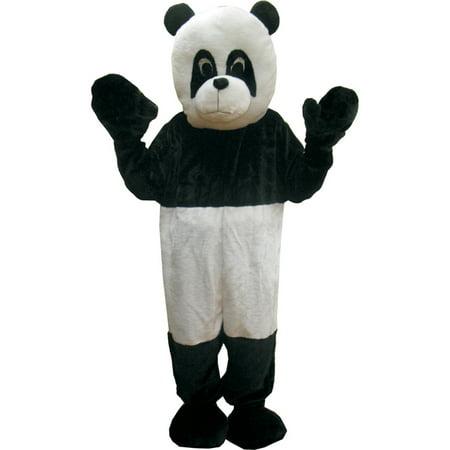 Panda Costume Mascot (Morris Costumes Panda Mascot Adult One Size, Style,)