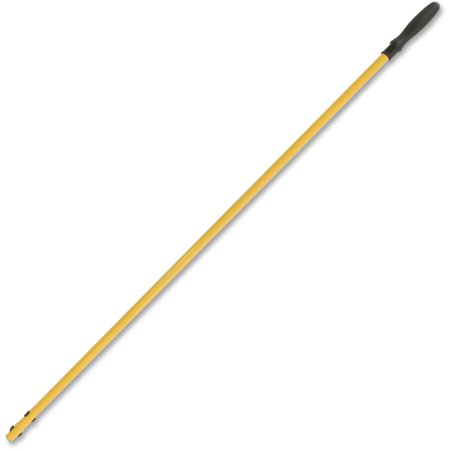 Rubbermaid Mop - Rubbermaid Commercial, RCPQ75000YEL, Hygen Quick Connect Mop Handle, 1 Each, Yellow