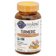 Garden of Life  MyKind Organics  Turmeric  Inflammatory Response Gummy  120 Vegan Gummy Drops