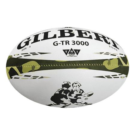 Gilbert Xact Rugby Jersey (Gilbert G-TR3000 Training Rugby Ball -)