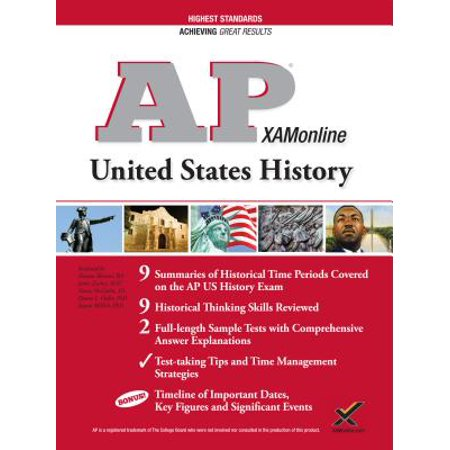 AP United States History (United States History Preparing For The Ap Exam)