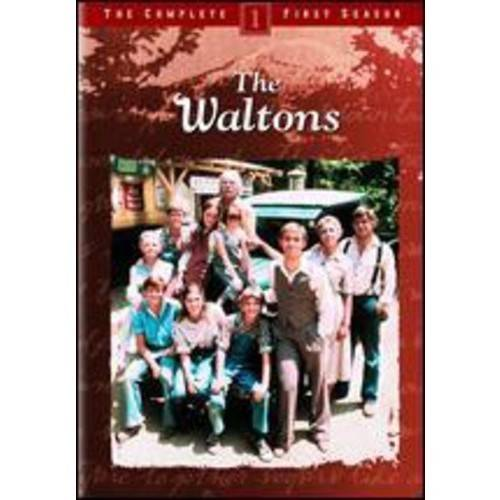 WALTONS-COMPLETE 1ST SEASON (DVD/5 DISC/RE-PKGD/STACK HUB)