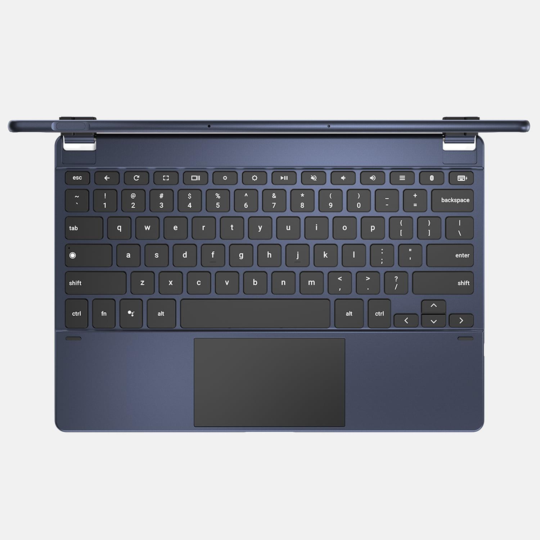 Brydge G-Type Keyboard for Google Pixel Slate, Midnight Blue