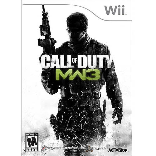 Image of Call Of Duty: Mw3 (Wii) - Pre-Owned
