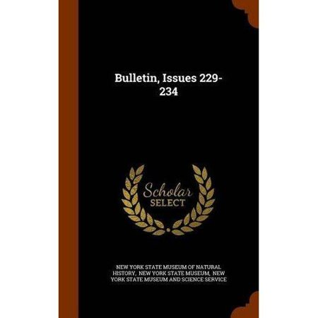 Bulletin, Issues 229-234 - image 1 of 1