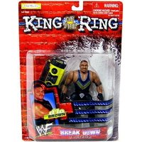 WWE Wrestling King of the Ring Breakdown in Your House D'lo Brown Action Figure