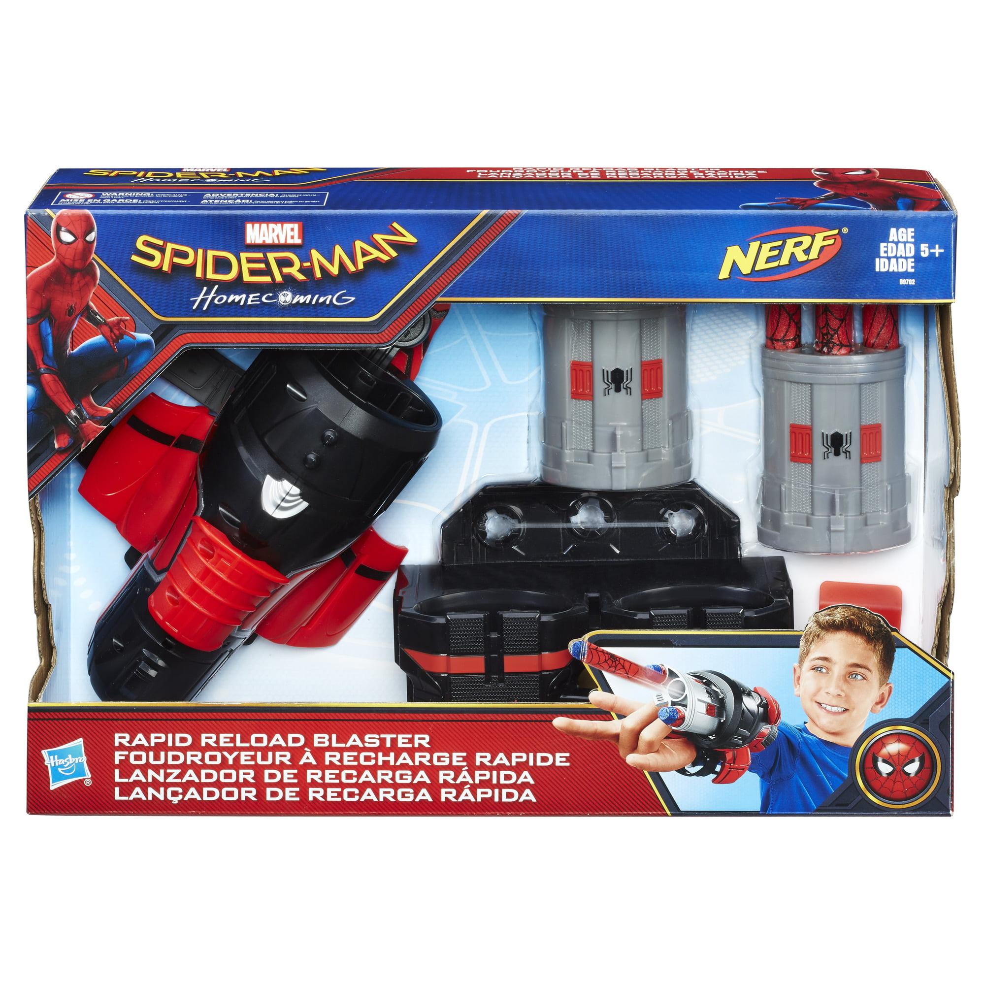 Spider man Nerf Blaster New
