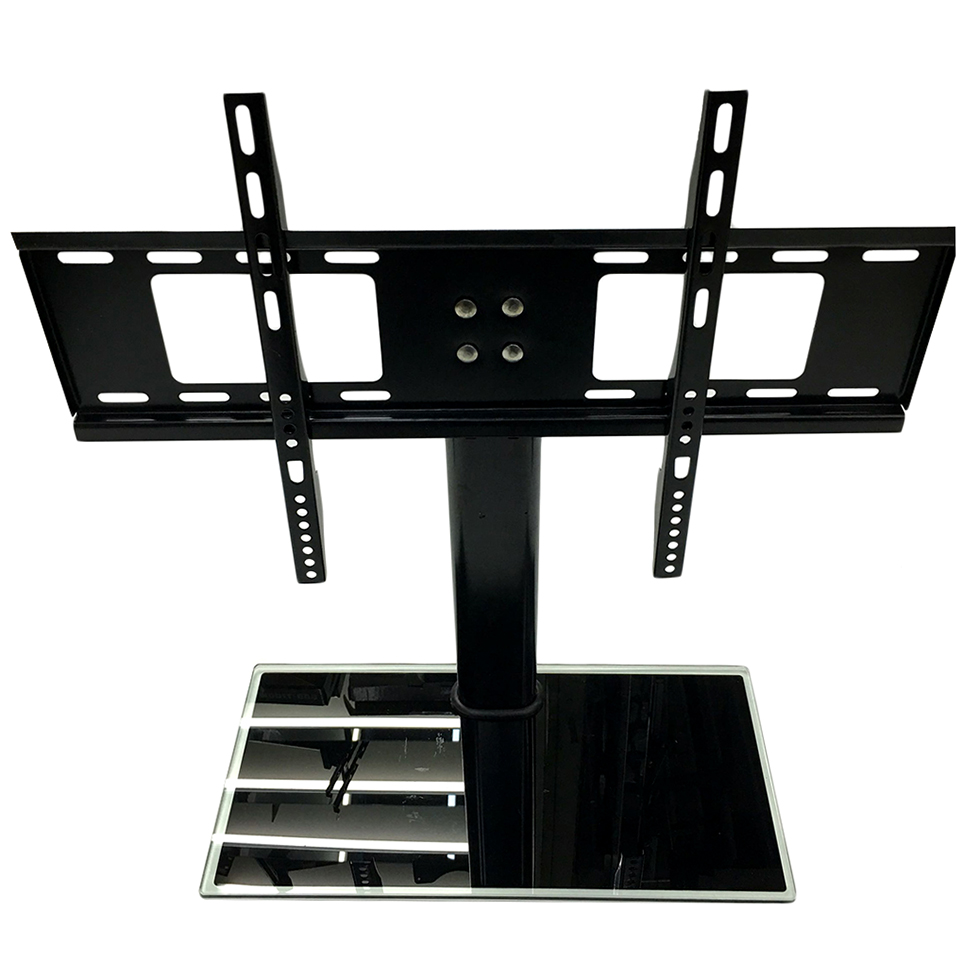 37-55 inch Adjustable Movable Folding Universal TV Stand Pedestal Base Wall Display Rack Mount Flat Screen TVs