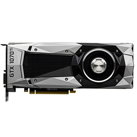 Used Like New Nvidia GEFORCE GTX 1070 Ti - FE Founder\'s Edition