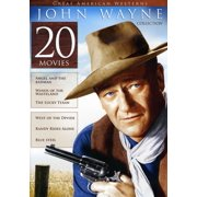 20-Film Great American Westerns: John Wayne Collection ( (DVD)) by Platinum Disc Corporation