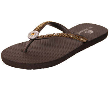 Nomad Starlight Sandal Brown by Nomad