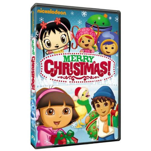 Nickelodeon Favorites: Merry Christmas! (Full Frame) - Walmart.com