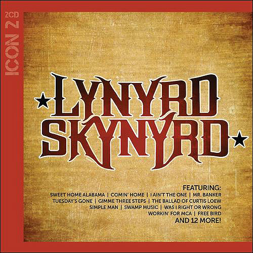 Icon Series: Lynyrd Skynyrd (2CD)