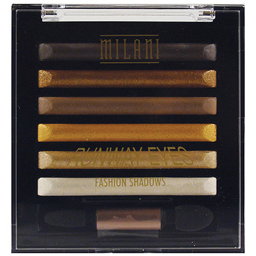 Milani Runway Eyes Fashion Eyeshadow, 07 Ready To Wear