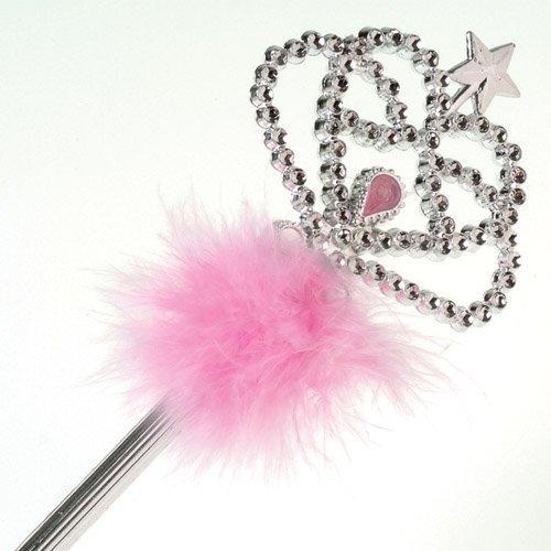Dozen Princess Wands with Feathers