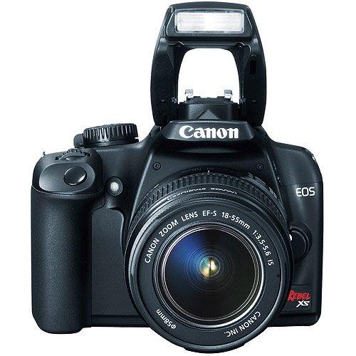 NEW Canon EOS Rebel XS 10 1 Megapixel 18-55 Lens Kit