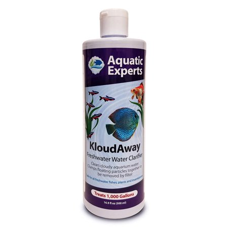 KloudAway Freshwater Aquarium Water Clarifier - 500 ml
