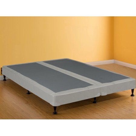 continental mattress 4 inch split box spring foundations for mattress full size. Black Bedroom Furniture Sets. Home Design Ideas