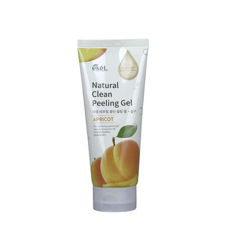 Ekel Natural Clean Peeling Gel Apricot 6.09 oz