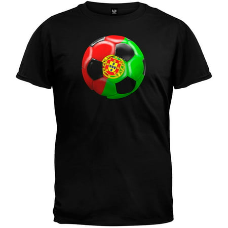 0ebbb2a2377 FIFA - World Cup Portugal Soccer T-Shirt - Walmart.com