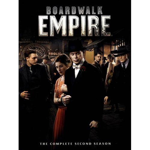 BOARDWALK EMPIRE-COMPLETE 2ND SEASON (DVD/5 DISC/ENG-FR-SP SUB)