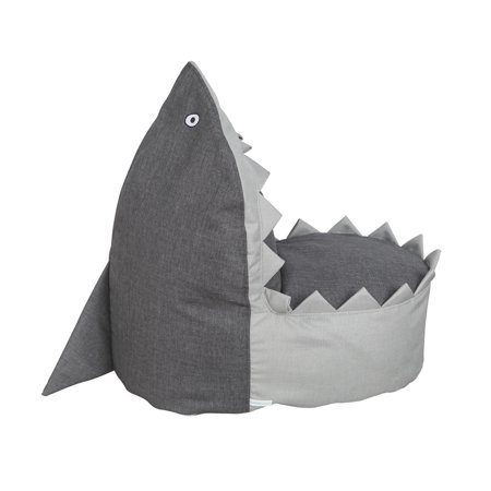 Karla Dubois Sharky the Shark Kids Bean Bag - Shrek Kids