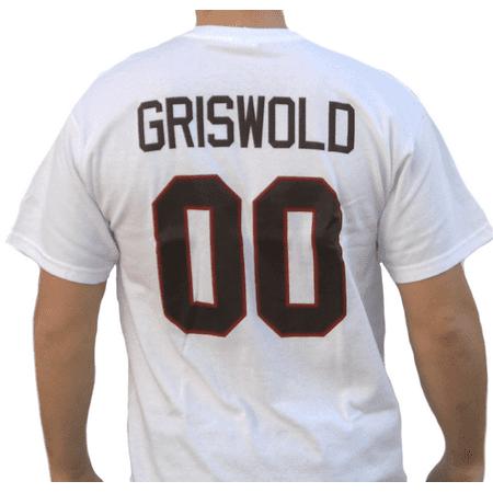Clark Griswold #00 Jersey T-Shirt