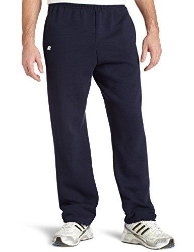 Russell Athletic Men's Dr-Power Fleece Open Bottom Pocket Pant (XX-Large)