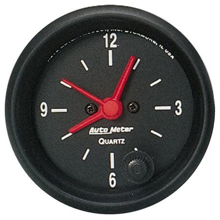 AutoMeter 2632 Z-Series (TM) Gauge Clock - image 2 of 2