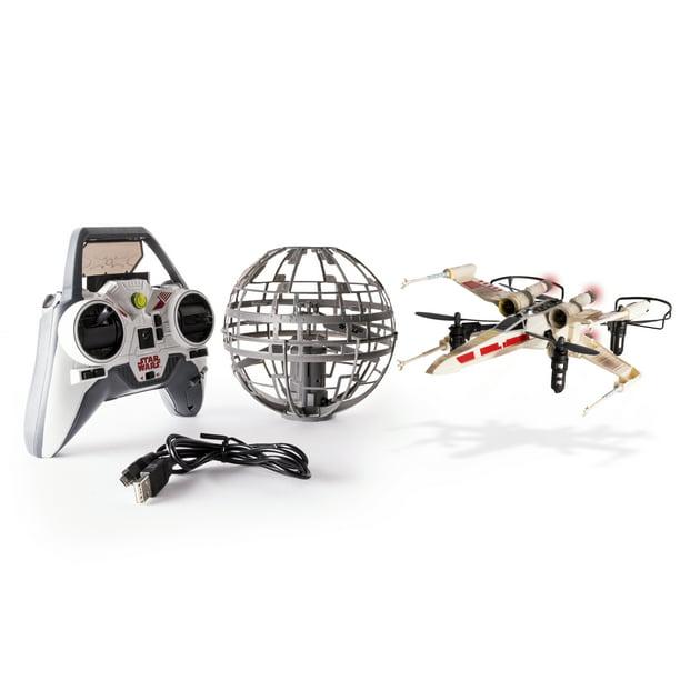Air Hogs - Star Wars X-wing vs. Death Star, Rebel Assault - RC Drones - Walmart.com - Walmart.com