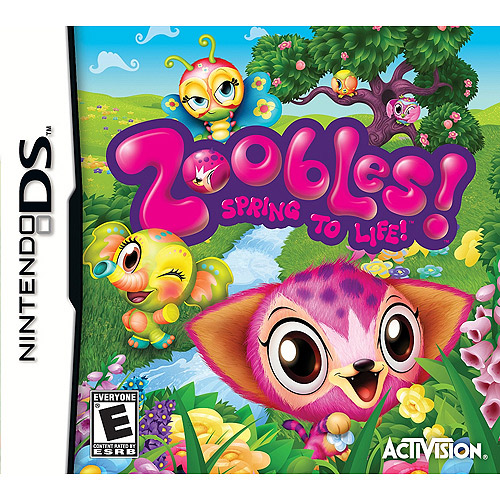 Zoobles: Spring To Life (DS)