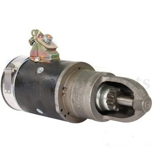 All Is Chalmers Plow (1107951 New CCW Starter Made to fit Allis Chalmers AC Tractor Models WD)