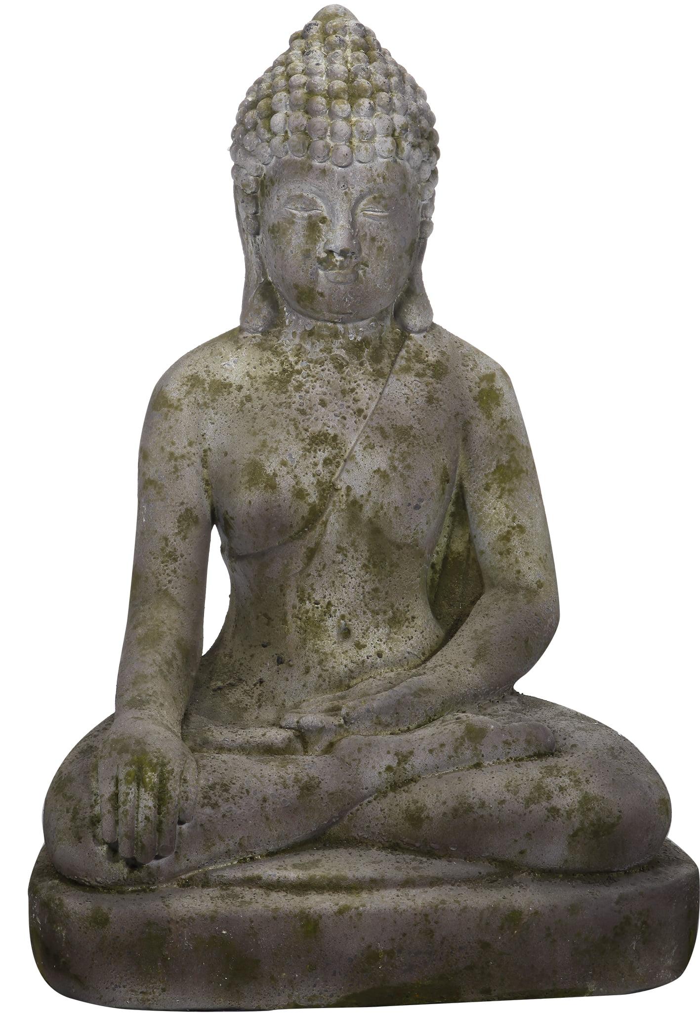A&B Home Sitting Buddha Statue by A&B Home