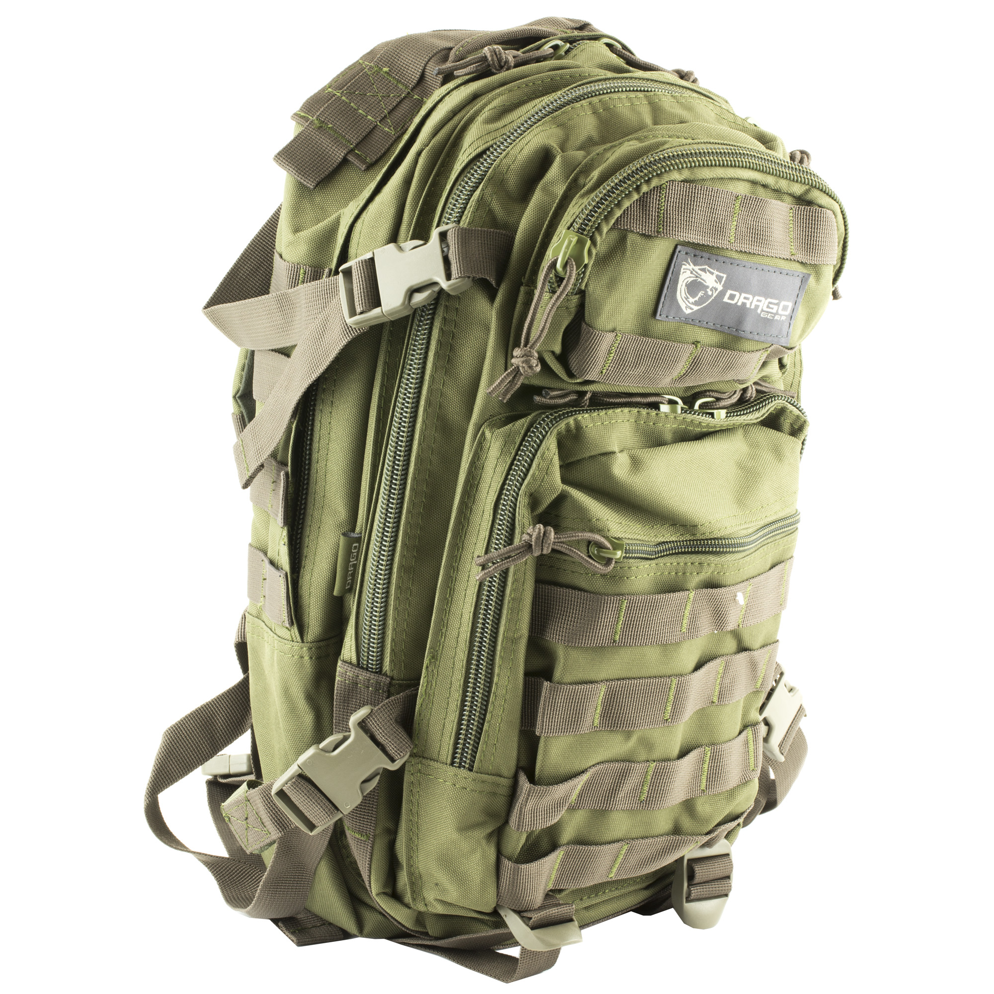 GEAR SCOUT BACKPACK GREEN