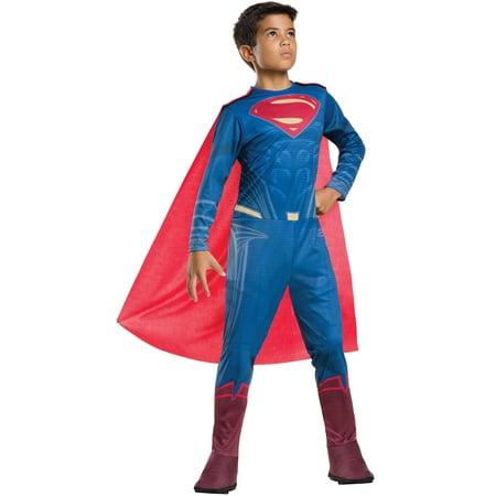 Super Man Costume For Kids (Batman V Superman: Dawn Of Justice - Tween Superman Costume for)