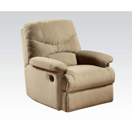 Simple Relax Arcadia Furniture Accent Comfort Plush Recliner Chair