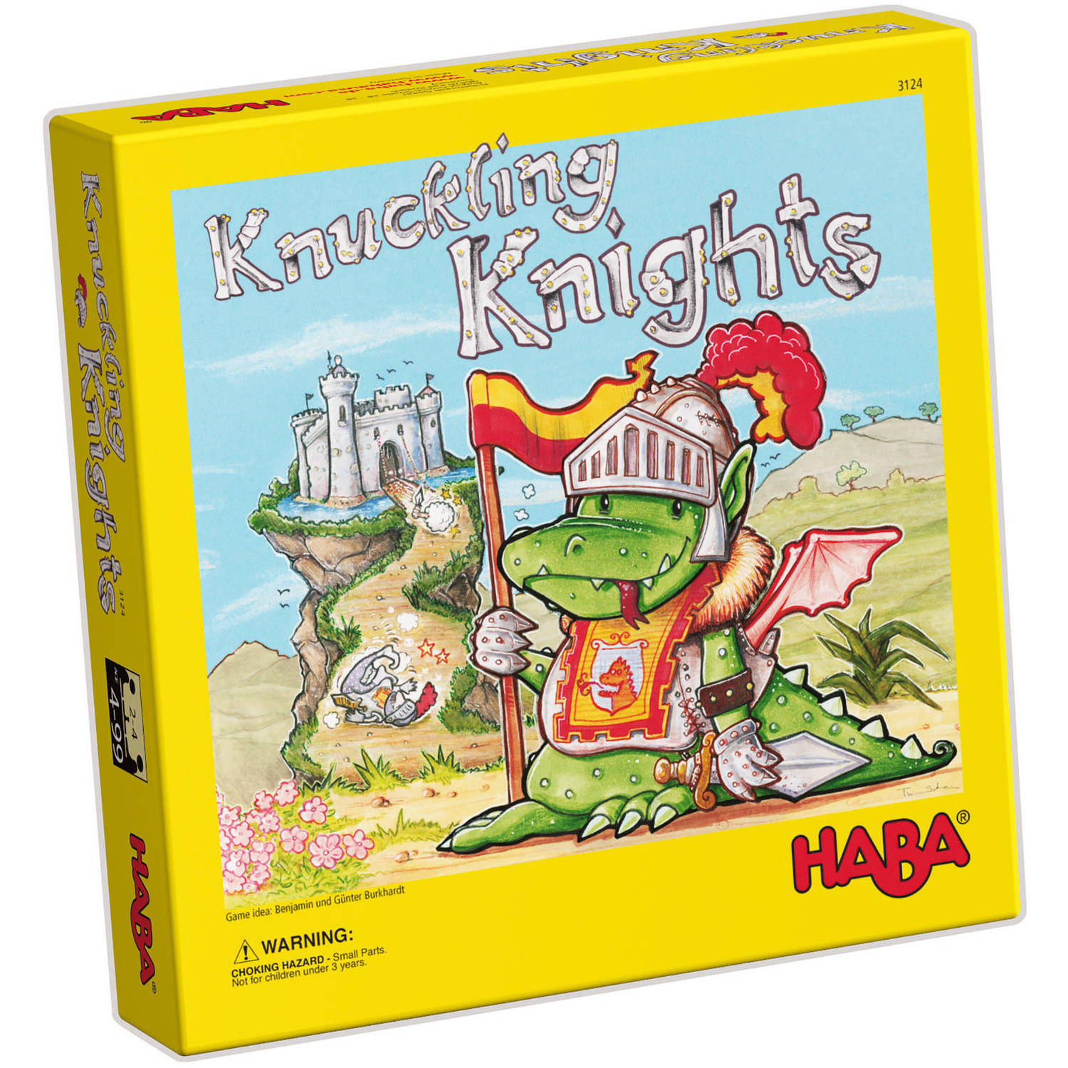 HABA Knuckling Knights Board Game