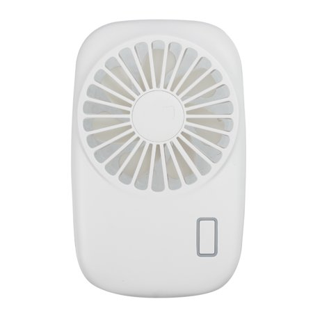 ESYNIC Portable Mini Fan Handheld Personal Fan Battery Operated Rechargeable Pocket Fan for Outdoor Travel Home Portable Mini Hand Held USB Rechargeable Mini Air Conditioner Cooler Fan (Personal Battery Fan)