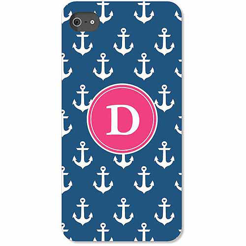 Personalized Anchors Away iPhone 4 Case