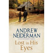 Lost in His Eyes: Romantic Suspense (Hardcover)(Large Print)