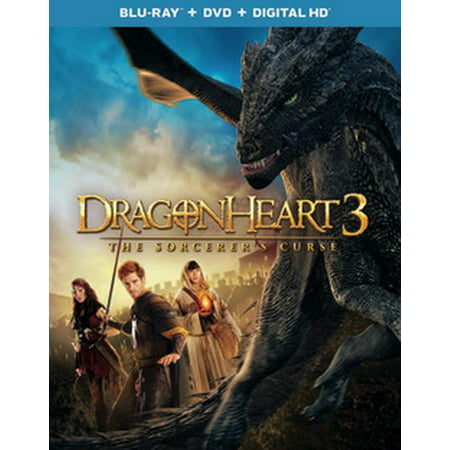 Dragonheart 3: The Sorcerer's Curse (Blu-ray) (Halloween The Curse Of Thorn)