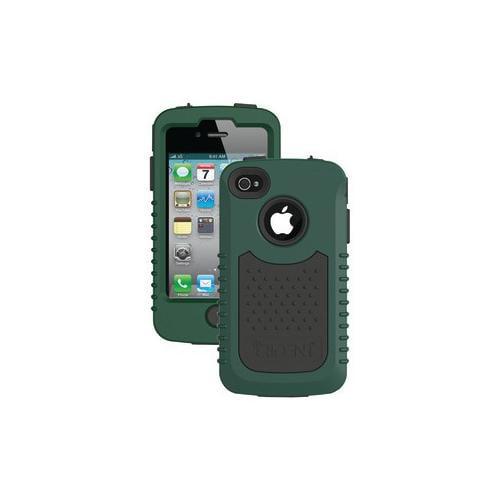 Trident TRIDENT CY2-IPH4-BG iPhone 4 4S Cyclops II Case (Ballistic Green) TEN...