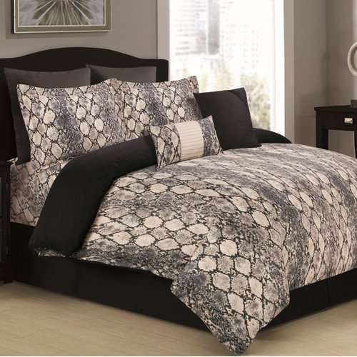 Tribeca Living Kenya 5 Piece Duvet Cover Set