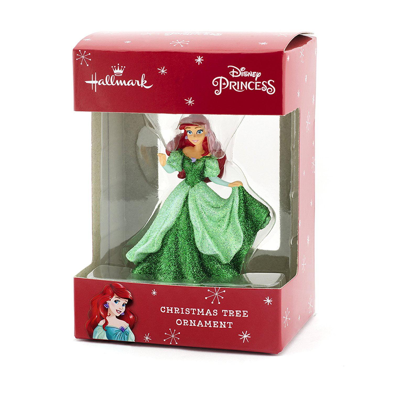 hallmark disney the little mermaid ariel christmas ornament walmartcom - Little Mermaid Christmas Ornaments