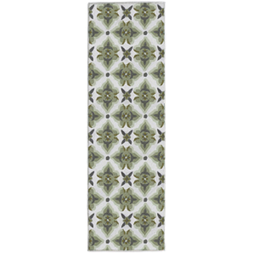 Lanart Karla Looped Pile Floral Area Rug